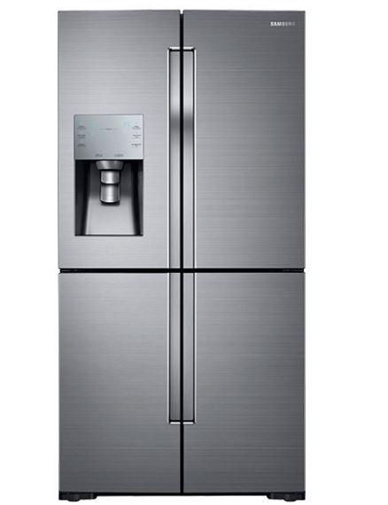 Ft. 4 Door Flex™ Refrigerator Fingerprint Resistant Stainless ...