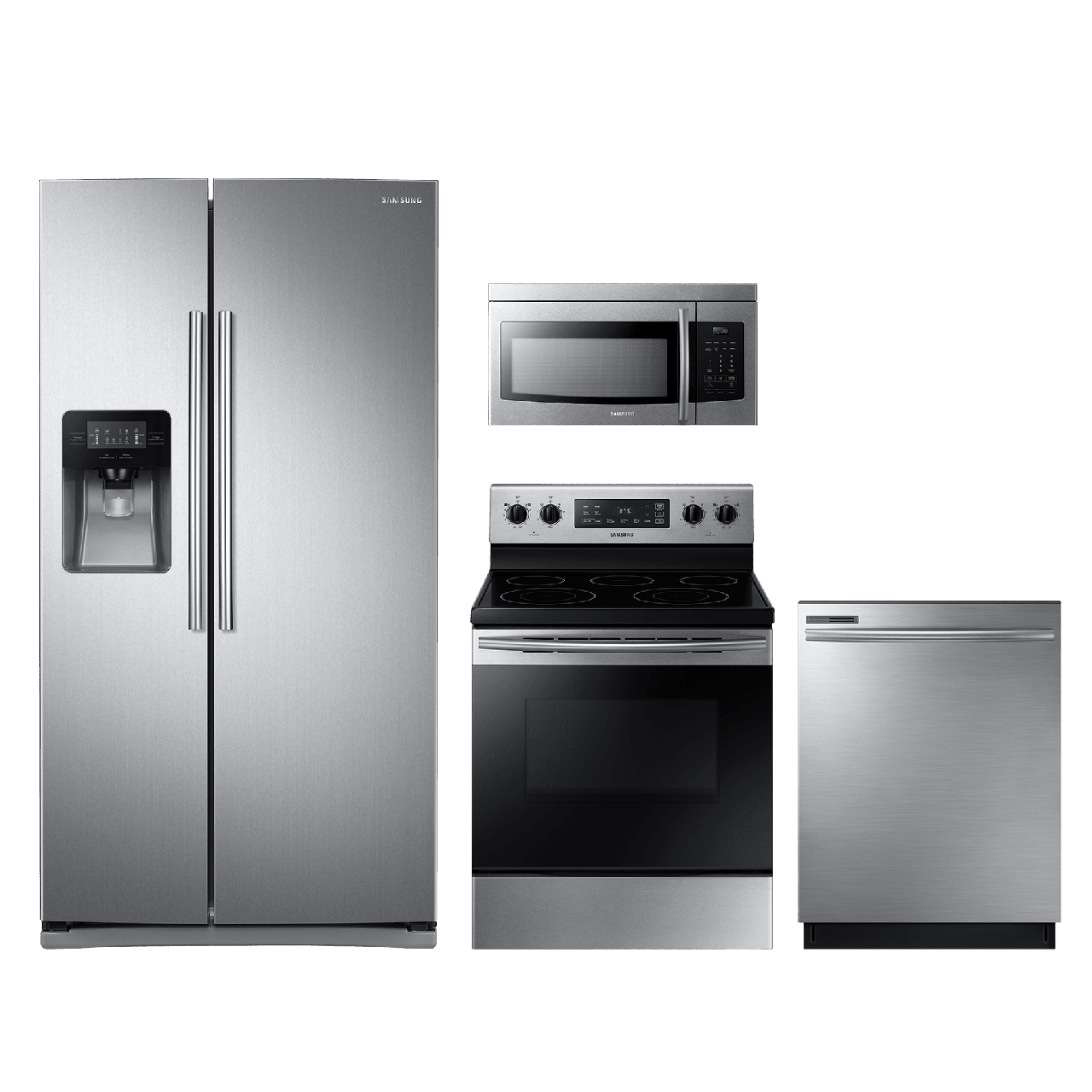 bundle package adxcomputer appliance steel home deals kitchen astonishing stainless from appliances interior
