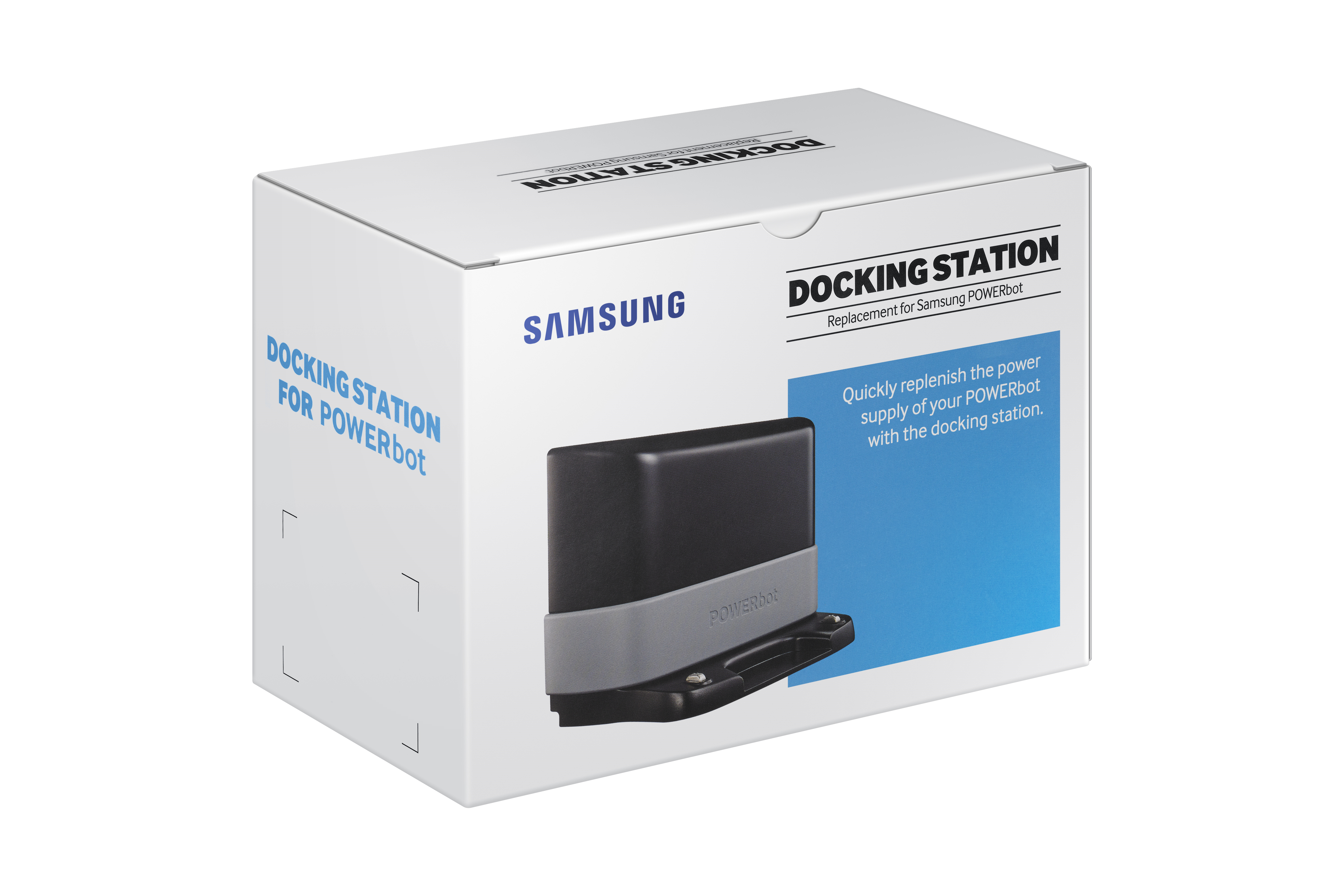 Samsung Powerbot Docking Station-VCA-RDS10 | Bill Smith