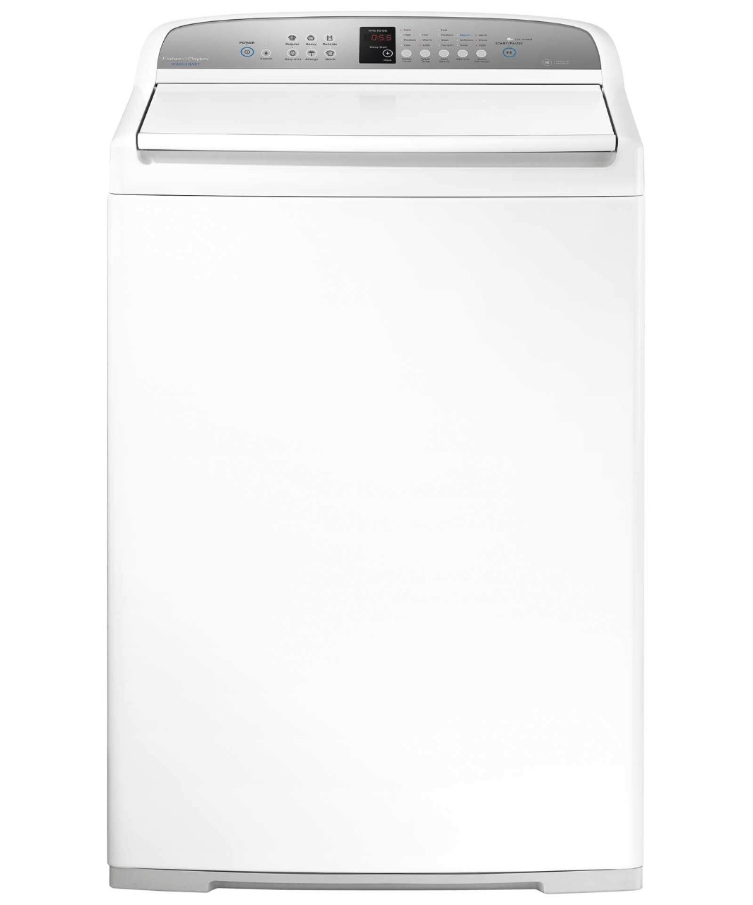 fisher and paykel wash smart top load washer white wa3927g1rochester mn. Black Bedroom Furniture Sets. Home Design Ideas