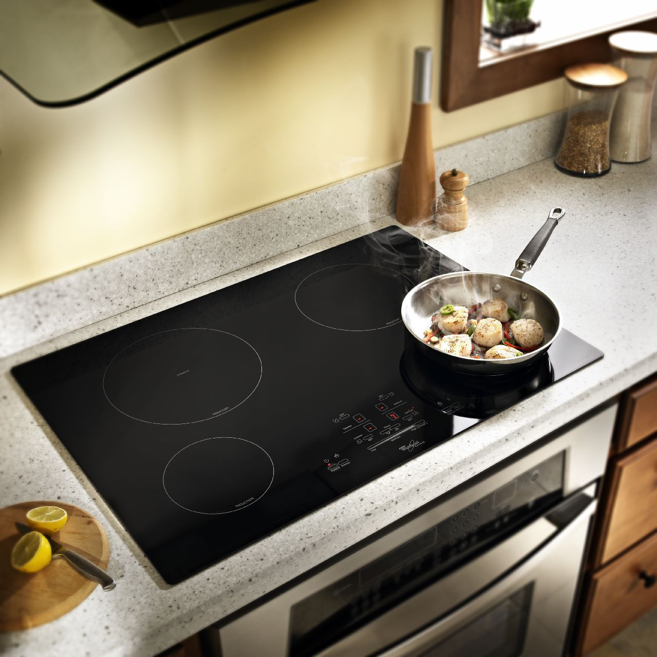 Whirlpool 174 Gold 174 30 Quot Induction Cooktop Black