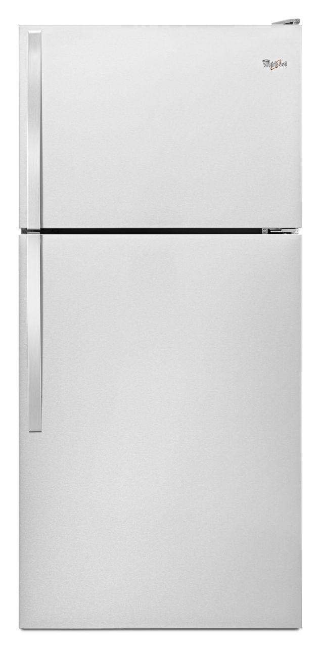 18 0 Cu Ft Top Freezer Refrigerator