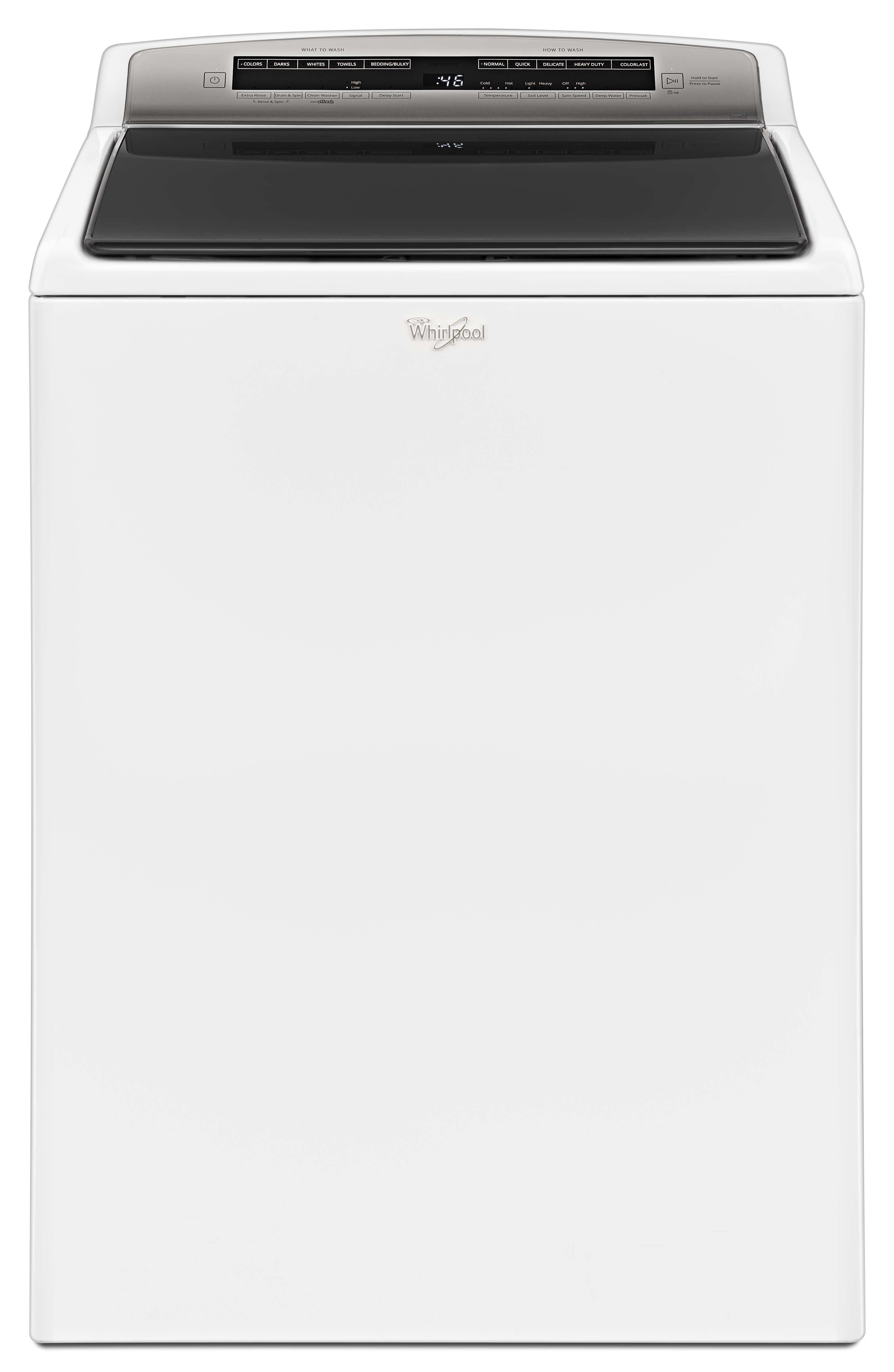 Merveilleux Whirlpool® Top Load Washer White WTW7500GW ...