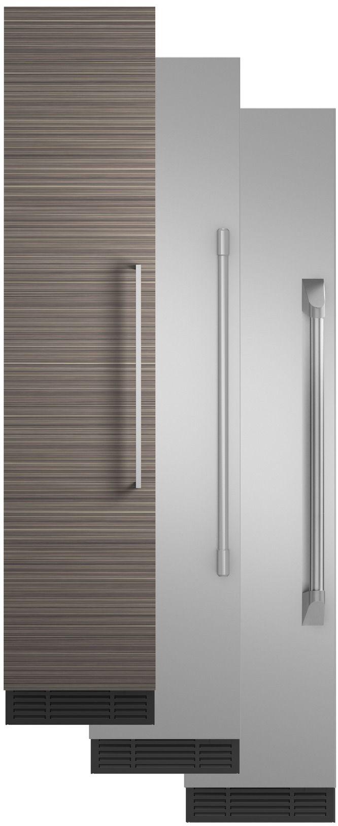 Monogram® 8.4 Cu. Ft. Built-In Column Freezer-Panel Ready-