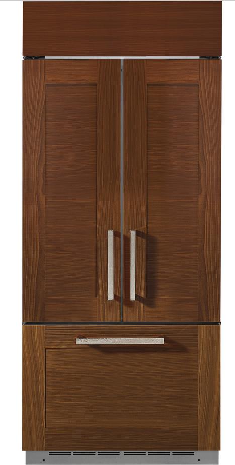 Ft. Built In French Door Refrigerator  ...