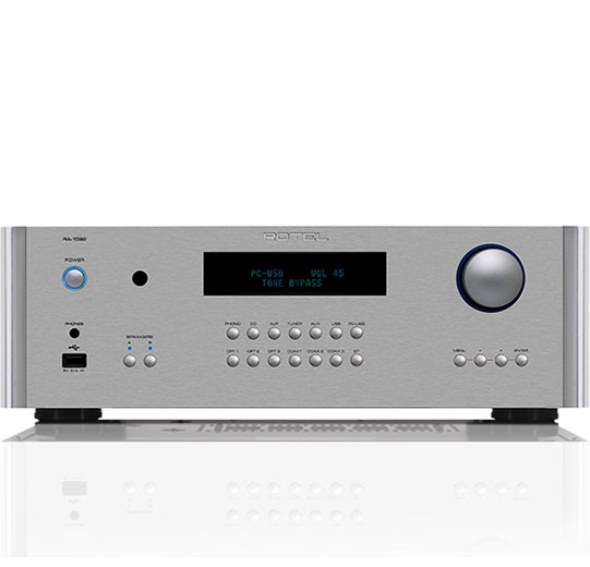Rotel Hi-Fi INTEGRATED AMPLIFIERS