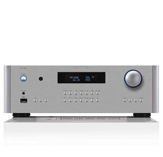 Rotel Hi-Fi STEREO PREAMPLIFIERS