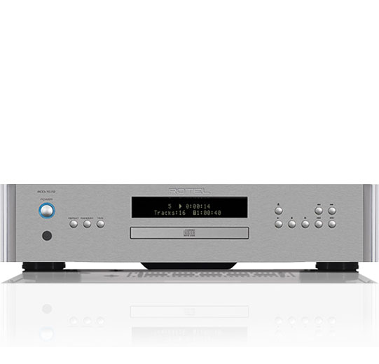 Rotel Hi-Fi CD PLAYERS