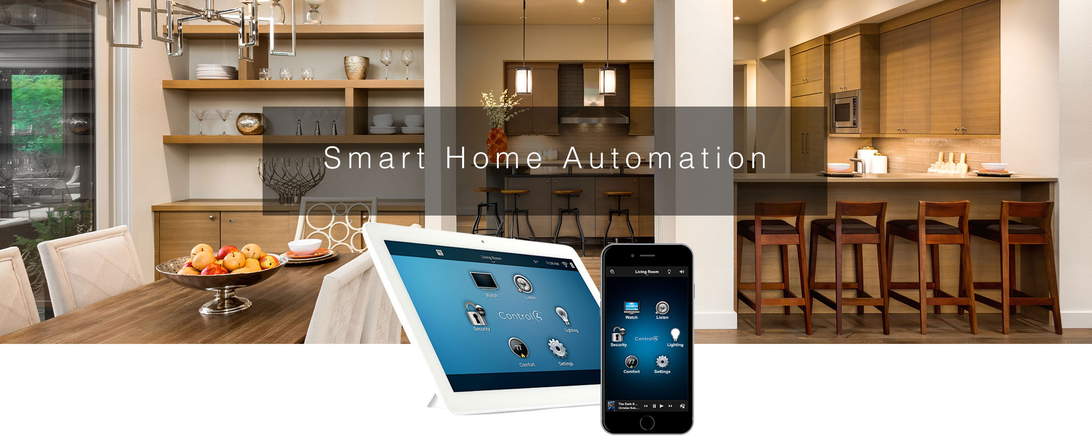 Smart Home Automation - Control4