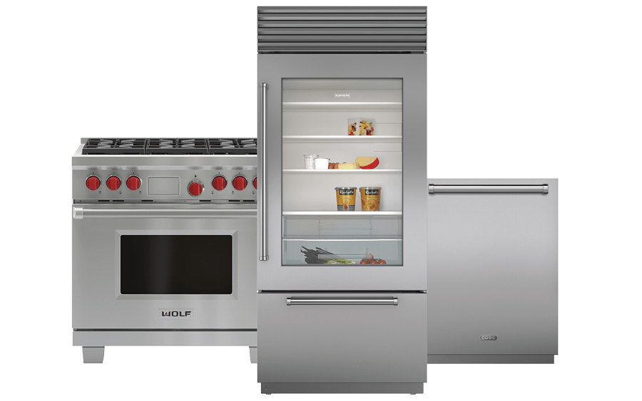 Kitchen Appliances Design