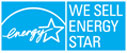 We Sell ENERGY STAR appliances