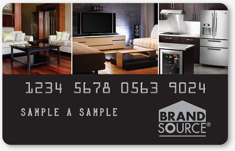 BrandSource Card