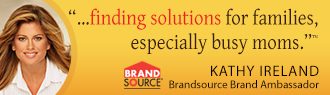Kathy Ireland BrandSource Brand Ambassador