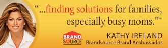 Kathy Ireland BrandSource Brand Ambassador