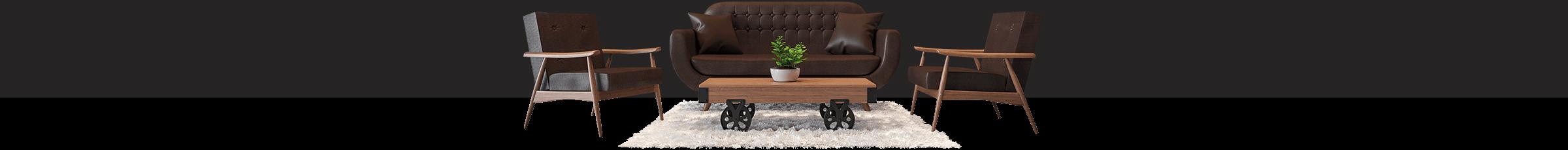 Leather Furniture Set ...