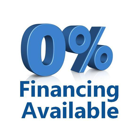 0% financing