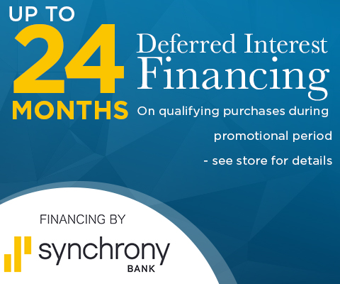 Synchrony Financing Banner