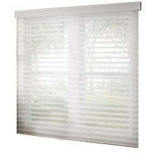 Sivoia QS Horizontal Sheer Blinds