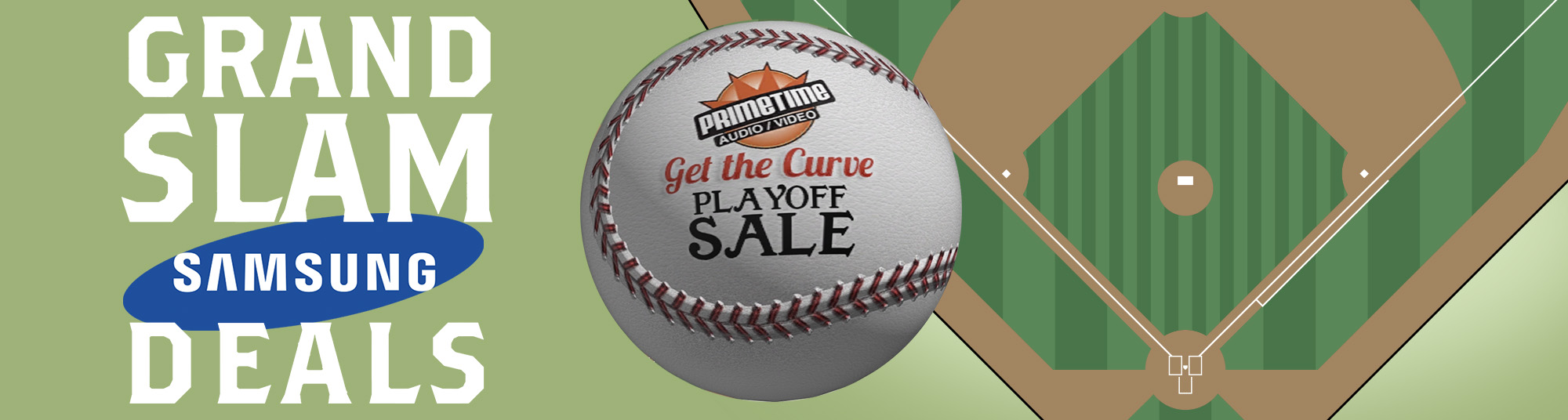 Samsung Get the Curve play-off Sale going on new at Primetime!