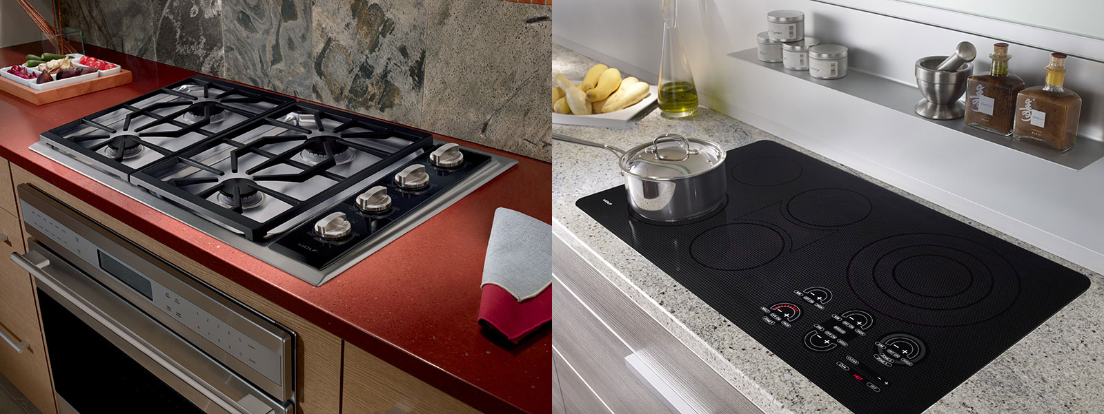 Blog - Cooktop Showdown: Gas vs. Electric Stove Tops | Atherton ...