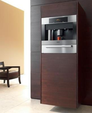 Looking For A Built In Coffee Machine Consider Miele