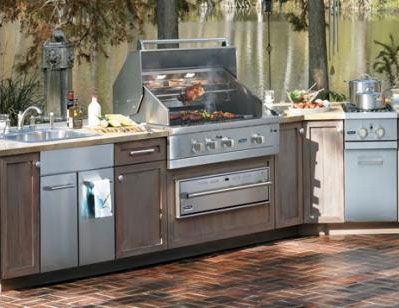 viking outdoor kitchen outdoor living the viking appliance brand has experienced great deal of success partly due to the companys commitment manufacturing ecofriendly appliances that are brand and your outdoor kitchen atherton appliance