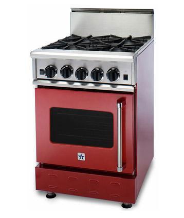 A Freestanding Range Versus Separate Cooktops