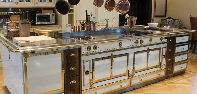 La Cornue: Artisan Manufacturer Of Exceptional Kitchen Ranges