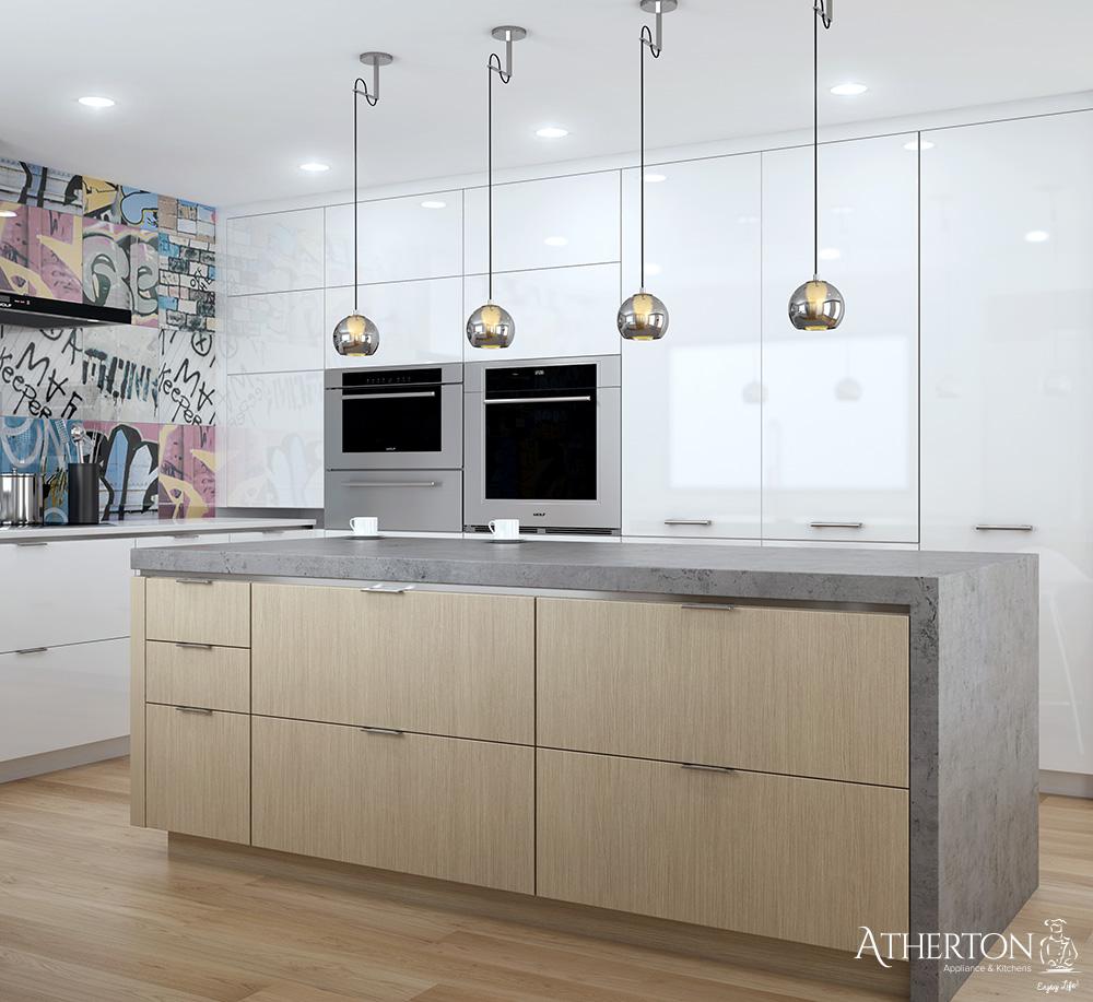 Atherton Appliance And Kitchens Logo