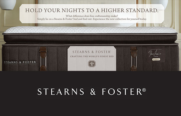 Stearns & Foster Nights