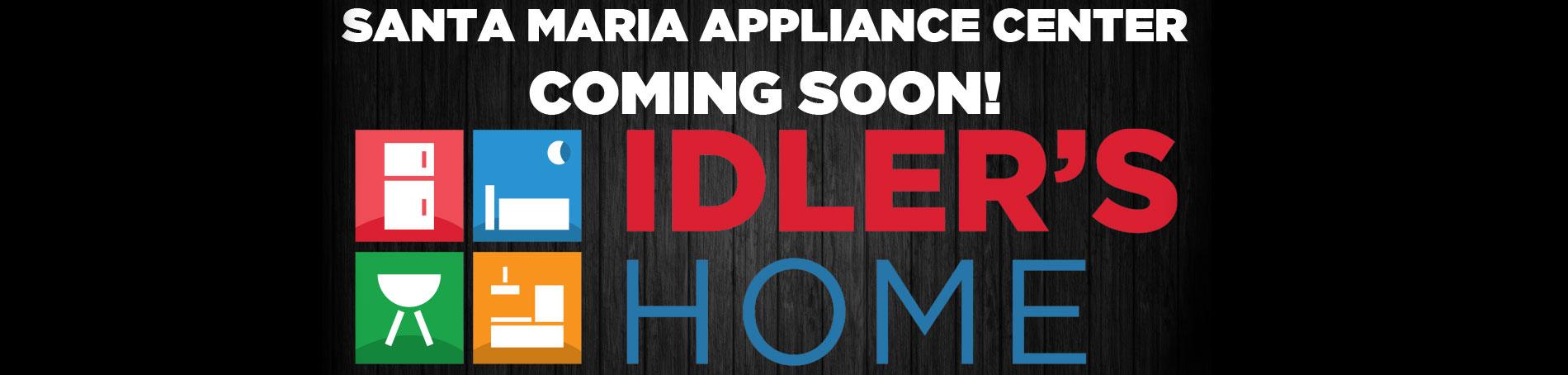 idlers coming soon