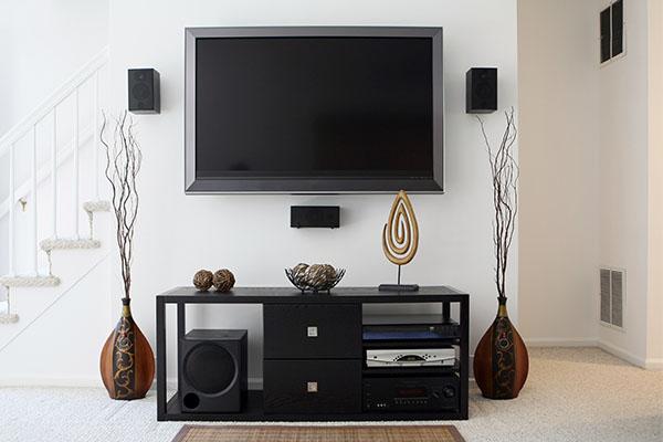 TV stand block