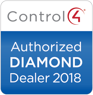 Control4 Diamond Dealer Badge