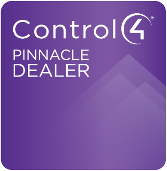 Control4 Pinnacle Dealer Badge