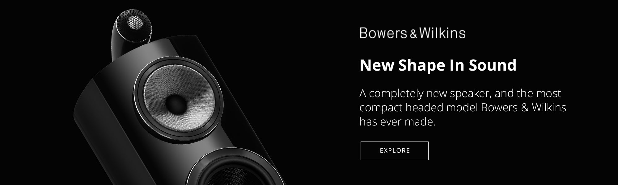 Bowers and Wilkins 800 Series