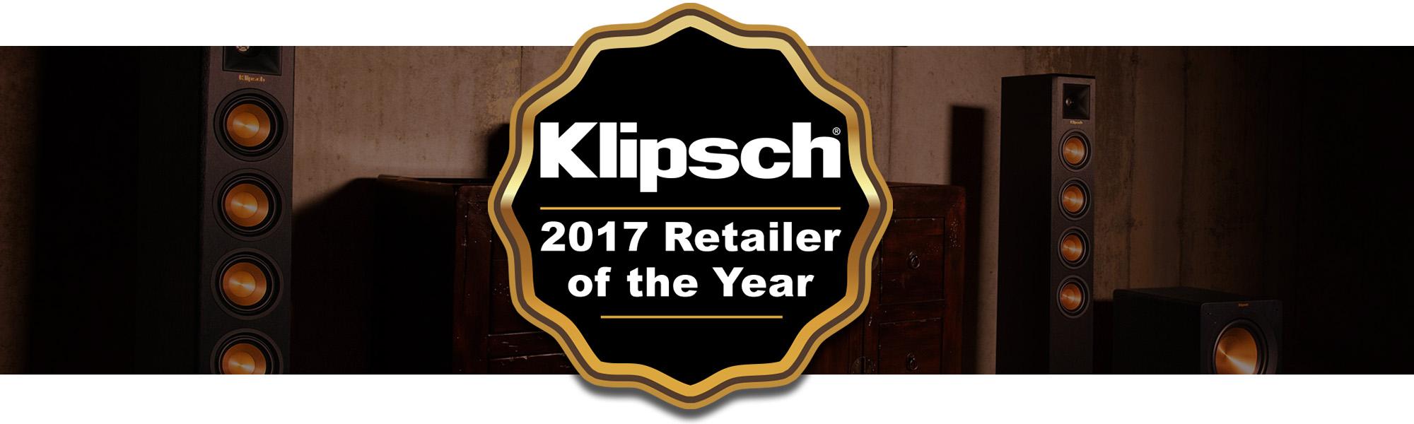 Klipsch Dealer Of The Year - IQ Home