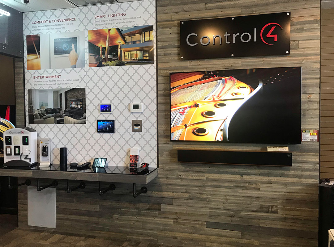 Smart Home Automation and Home Theatre Systems near Rockford