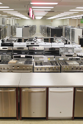 Kitchen Appliances & Appliance Service in Louisville, KY  | Bargain