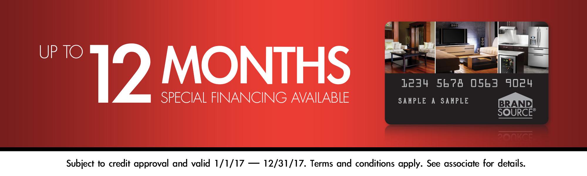 Financing Slide