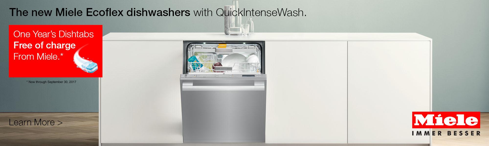 Miele Dishwasher member banner