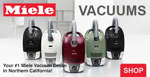 shop miele vacuums