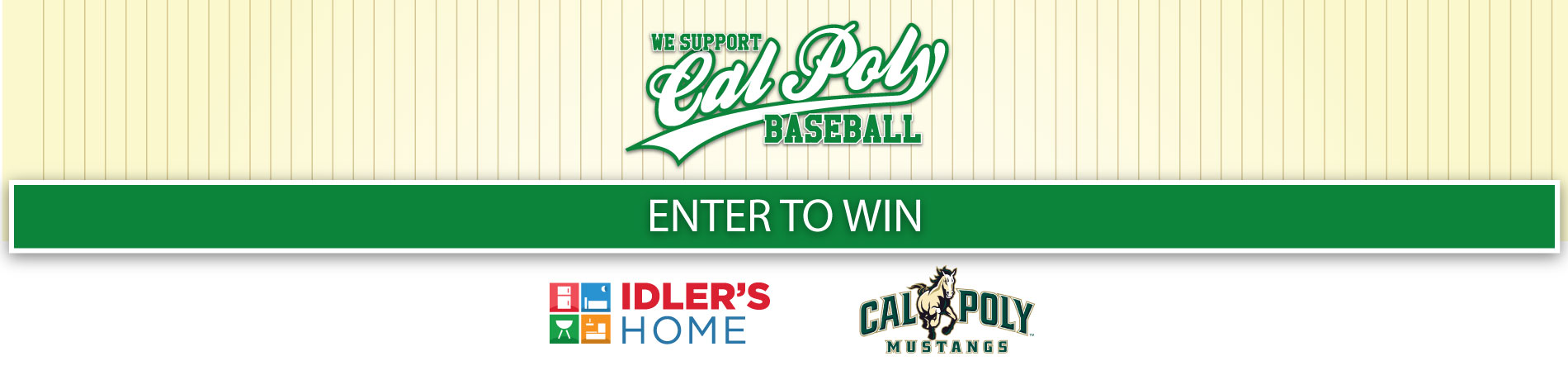 We Support Cal Poly Baseball