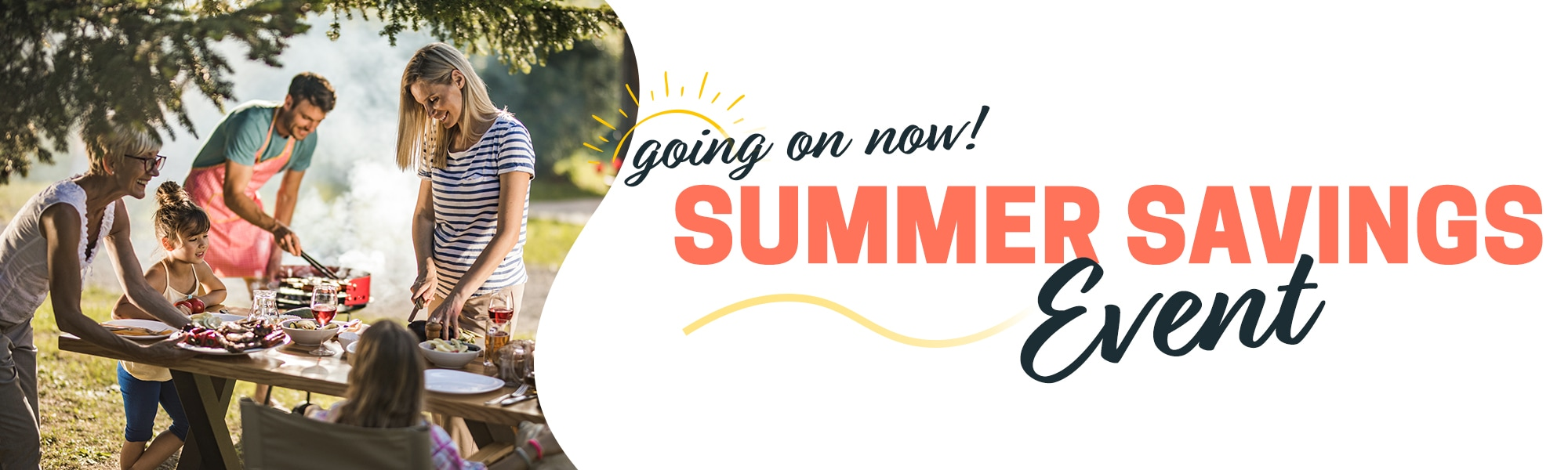 Summer Savings | Carmona's Appliance Center