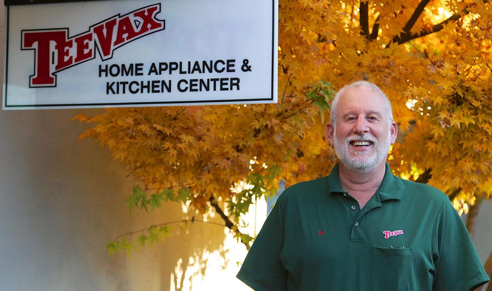 Shop Appliances In Santa Rosa Ca Tee Vax Home