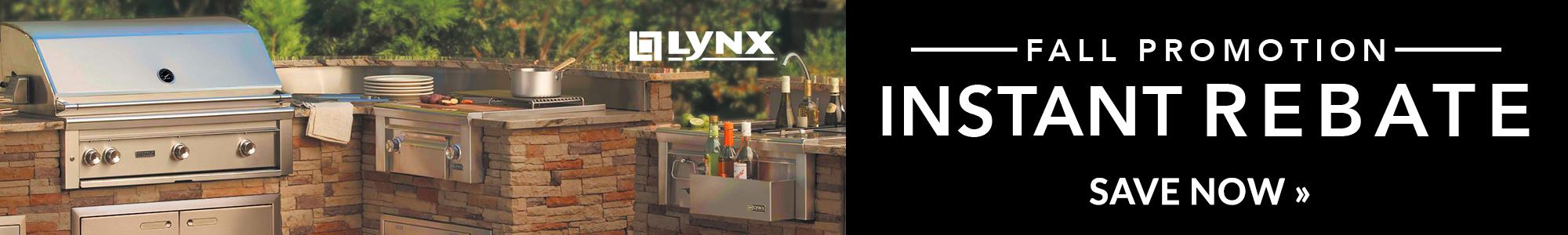 Lynx Fall Promo