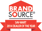 2014 BrandSource Dealer of the Year