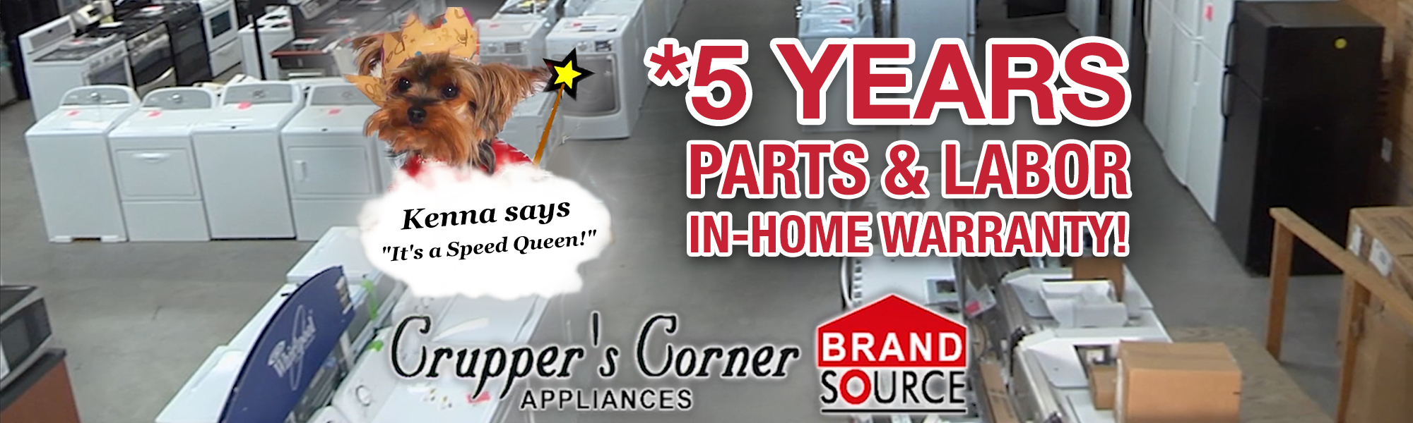 25 Years with Crupper's Corner