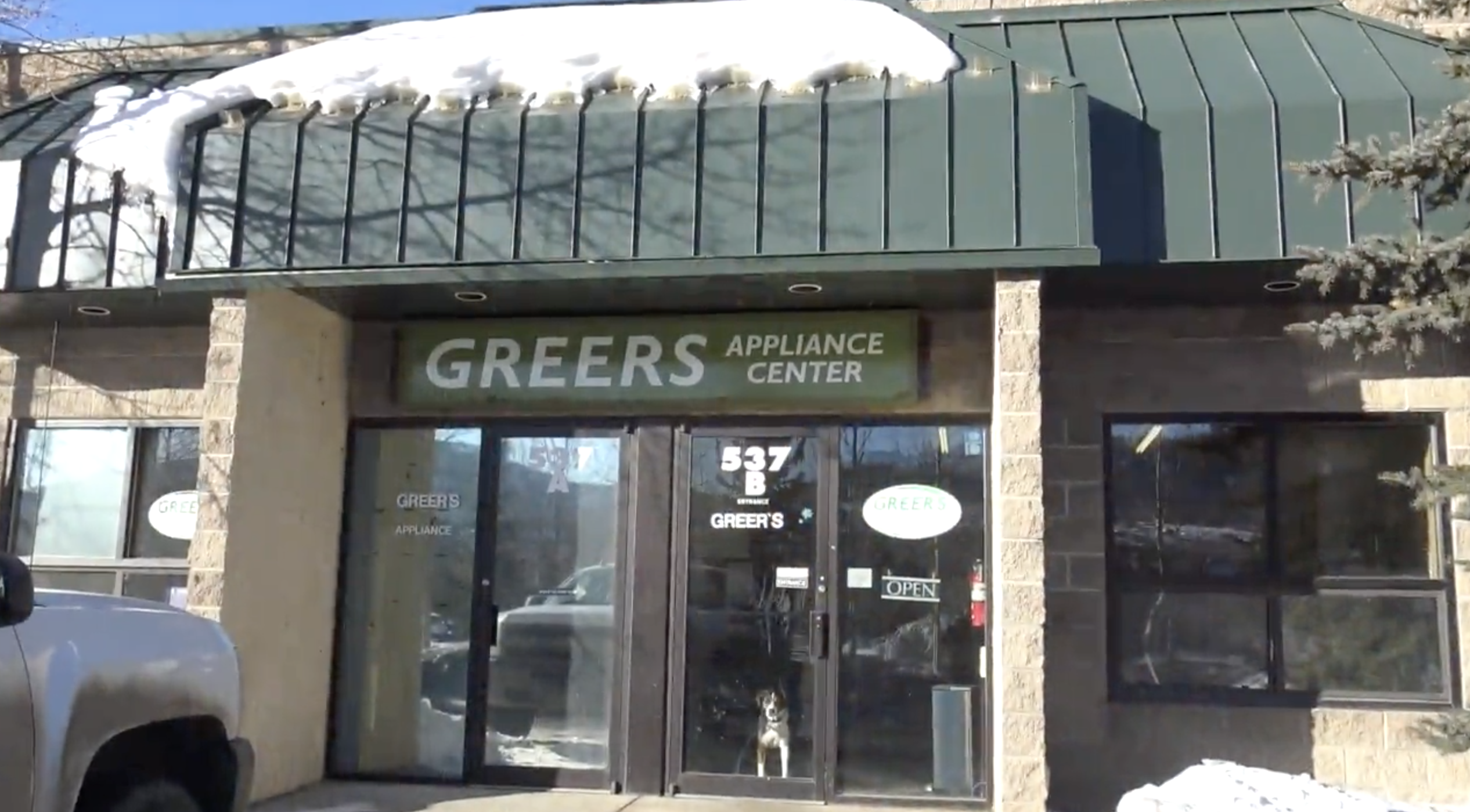 Greers Appliance Center Home Appliances Kitchen In Frigidaire Electricdryer 5995298980 Parts Silverthorne Co 80498