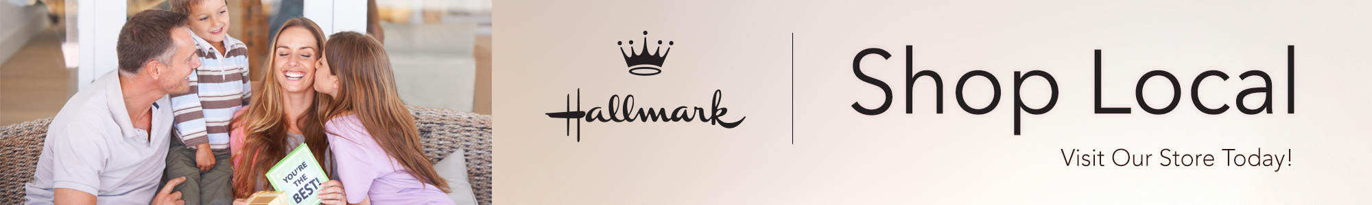 Hallmark - Shop Local