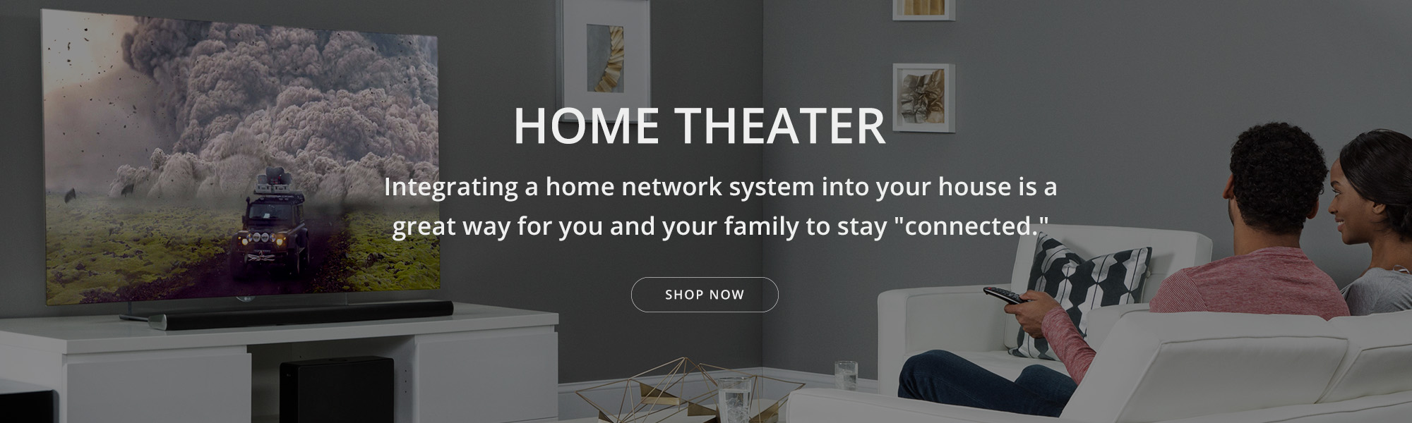 Home Theater banner